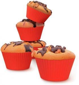 Muffinvormen voor de airfryer